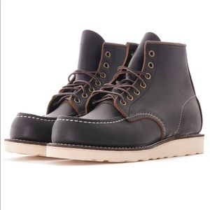 Red Wing Classic Moc Heritage 8849 Black Boot 8D